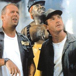 Armageddon - Das jüngste Gericht / Bruce Willis / Michael Clarke Duncan Poster