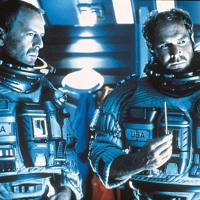 Armageddon - Das jüngste Gericht / Bruce Willis / Will Patton Poster