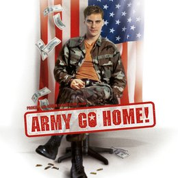 Army Go Home! Poster