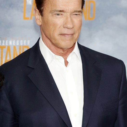 "Arnold Schwarzenegger / Filmpremiere ""The last stand"" Poster"