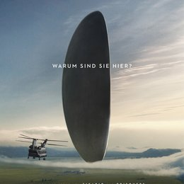 Arrival Poster