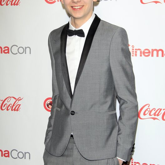 Asa Butterfield / CinemaCon 2013 Poster