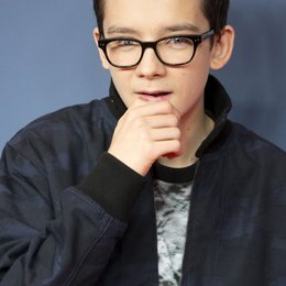 Asa Butterfield / Ender's Game Photocall Poster