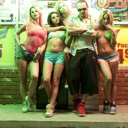 Spring Breakers / Rachel Korine / Selena Gomez s / Ashley Benson / James Franco / Vanessa Anne Hudge Poster