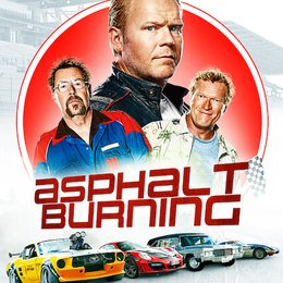 Asphalt Burning Poster