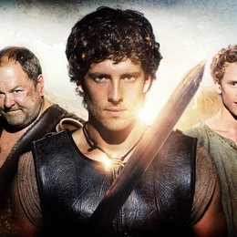 Atlantis / Jack Donnelly / Mark Addy / Robert Emms Poster