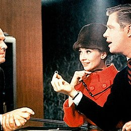 Audrey - Muse Collection / Audrey Hepburn / George Peppard Poster