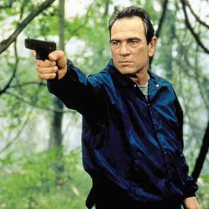 Auf der Jagd / Tommy Lee Jones Poster