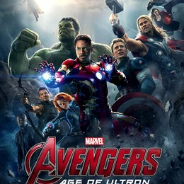 Avengers: Age of Ultron Poster