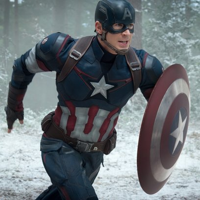 Avengers: Age of Ultron / Chris Evans Poster