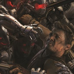 Avengers: Age of Ultron / Concept Art