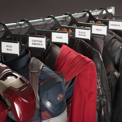 Avengers: Age of Ultron / Set Poster