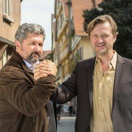 """Drehstart für die neue ARD-Serie """"Huck"""" mit Aykut Kayacik und Patrick von Blume"""