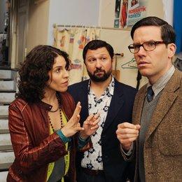 Liebeskuss am Bosporus (ZDF) / Tim Bergmann / Jasmin Gerat / Aykut Kayacik
