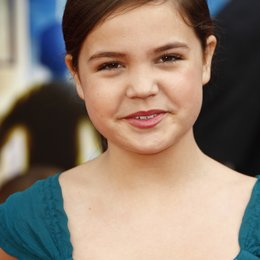 "Bailee Madison / Filmpremiere ""Mars needs Moms!"" Poster"