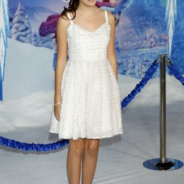 "Madison, Bailee / Weltpremiere von ""Frozen"" in Hollywood Poster"