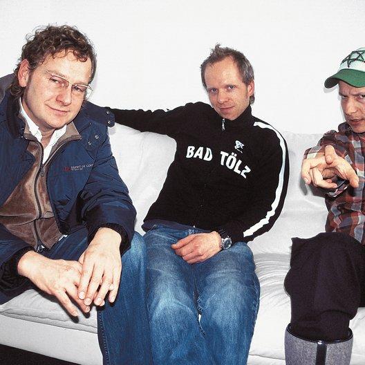 Bananafishbones (Peter Horn / Florian Rein / Sebastian Horn) - Auf der Couch Poster