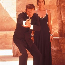 James Bond 007: Der Spion, der mich liebte / Roger Moore / Barbara Bach / Spy Who Loved Me, The Poster