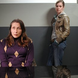 Duo: Wölfe und Lämmer, Das (ZDF) / Lisa Martinek / Barbara Philipp Poster