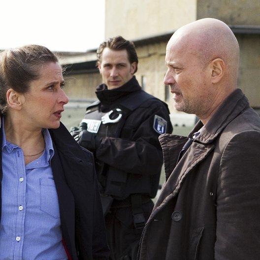 Kriminalist: Todgeweiht, Der (ZDF) / Barbara Philipp / Christian Berkel / David Rott