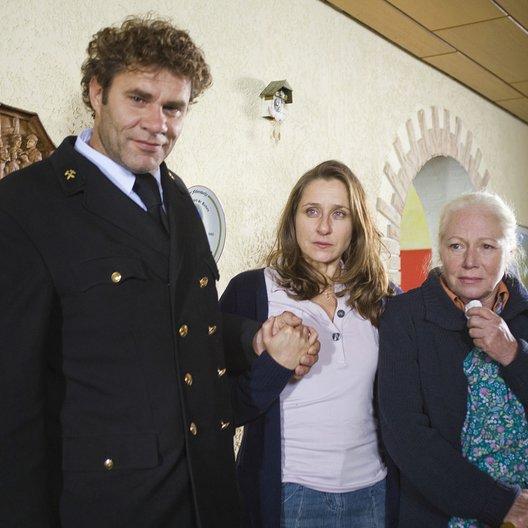 Pfarrer Braun: Glück auf! Der Mörder kommt! (ARD) / Barbara Philipp / Wolfgang Maria Bauer / Angelika Bender Poster