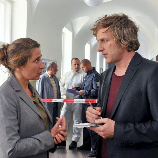starkes Team: Die Gottesanbeterin, Ein (ZDF) / Kai Lentrodt / Barbara Philipp