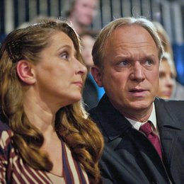Tatort: Schwindelfrei / Ulrich Tukur / Barbara Philipp Poster