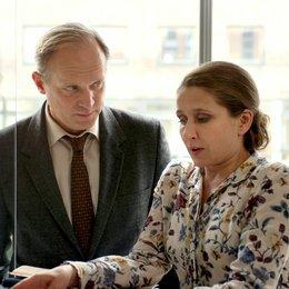 Tatort: Wie einst Lilly / Ulrich Tukur / Barbara Philipp Poster