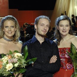 ZDF Große Nachtmusik / Barbara Schöneberger / Nikolai Tokarew / Janine Jansen Poster
