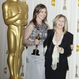 "Kathryn Bigelow / Oscar 2010 / 82th Annual Academy Awards / Beste Regie ""Hurt Locker"" / Barbra Streisand Poster"