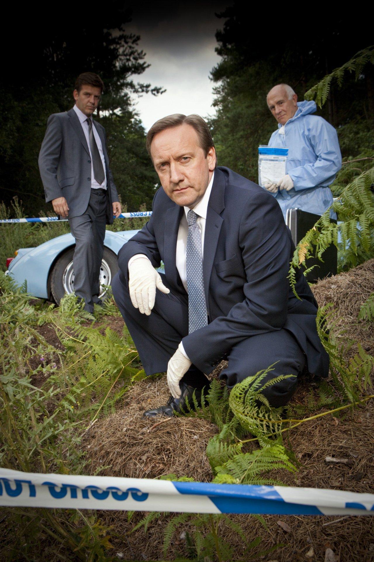 Inspector Barnaby Unter Oldtimern