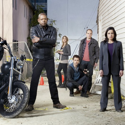 Criminal Minds: Team Red / Forest Whitaker / Beau Garrett / Michael Kelly / Janeane Garofalo Poster