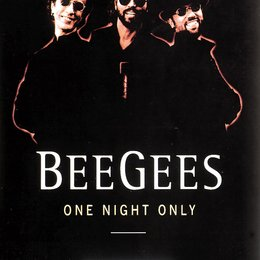 Bee Gees - One Night Only, The Poster