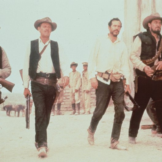 Wild Bunch - Sie kannten kein Gesetz, The / Ernest Borgnine / William Holden / Warren Oates / Ben Johnson