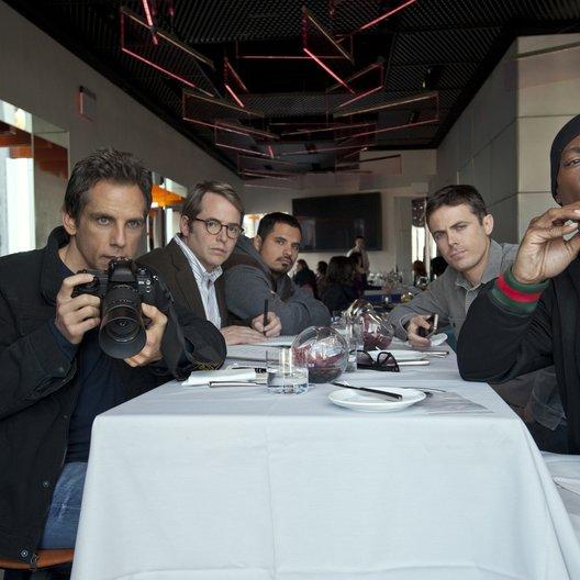 Aushilfsgangster / Ben Stiller / Matthew Broderick / Michael Peña / Casey Affleck / Eddie Murphy Poster