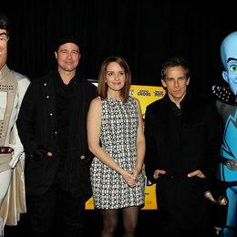Brad Pitt, Tina Fey und Ben Stiller