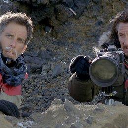Das erstaunliche Leben des Walter Mitty / Ben Stiller / Sean Penn Poster