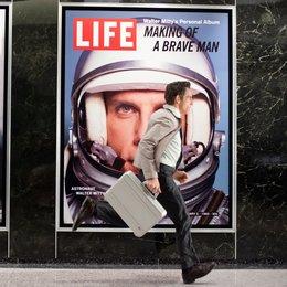 erstaunliche Leben des Walter Mitty, Das / erstaunliche Leben von Walter Mitty, Das / Ben Stiller Poster