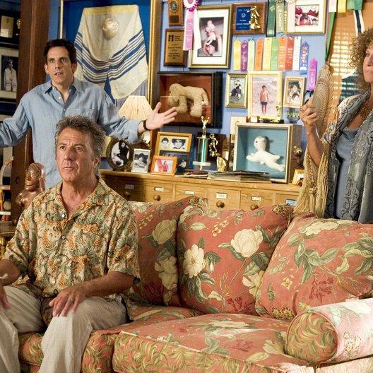 Meine Frau, ihre Schwiegereltern und ich / Ben Stiller / Dustin Hoffman / Barbra Streisand Poster