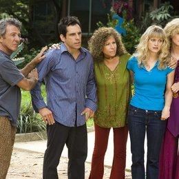 Meine Frau, ihre Schwiegereltern und ich / Dustin Hoffman / Ben Stiller / Barbra Streisand / Teri Polo / Blythe Danner Poster