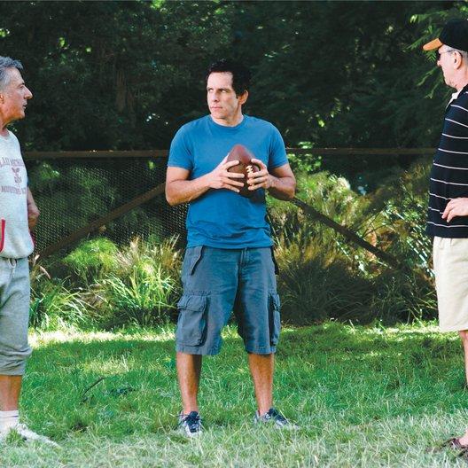 Meine Frau, ihre Schwiegereltern und ich / Dustin Hoffman / Ben Stiller Poster