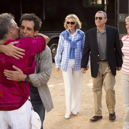 Meine Frau, ihre Schwiegereltern und ich / Dustin Hoffman / Ben Stiller / Blythe Danner / Robert De Niro / Teri Polo