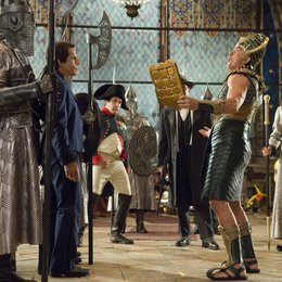 Nachts im Museum 2 / Ben Stiller / Alain Chabat / Hank Azaria / Christopher Guest