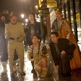 Nachts im Museum - Das Geheimnisvolle Grabmal / Patrick Gallagher / Robin Williams / Mizuo Peck / Rami Malek / Ben Stiller