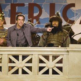 Nachts im Museum / Rami Malek / Ben Stiller / Patrick Gallagher