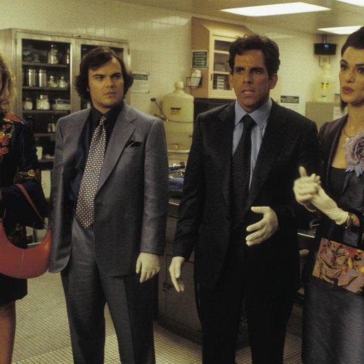 Neid / Amy Poehler / Jack Black / Ben Stiller / Rachel Weisz