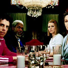 Royal Tenenbaums, Die / Ben Stiller / Danny Glover / Gwyneth Paltrow / Anjelica Huston Poster
