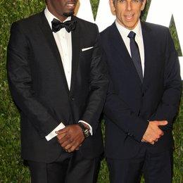 Sean 'Diddy' Combs / Ben Stiller / 84rd Annual Academy Awards - Oscars / Oscarverleihung 2012 Poster