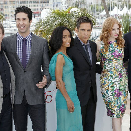 Short, Martin / Schwimmer, David / Pinkett Smith, Jada / Stiller, Ben / Chastain, Jessica / Rock, Chris / 65. Filmfestspiele Cannes 2012 / Festival de Cannes