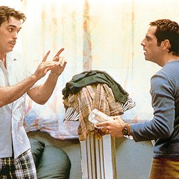 Verrückt nach Mary / Ben Stiller / Matt Dillon Poster